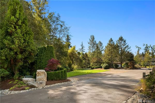 Luxury real estate immaculate home on Shy two-acre parcel