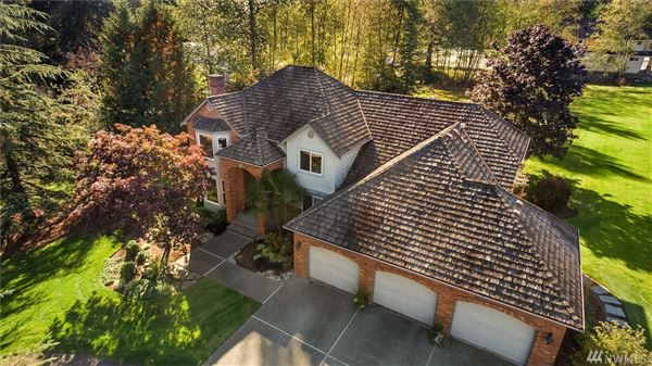 immaculate home on Shy two-acre parcel luxury real estate