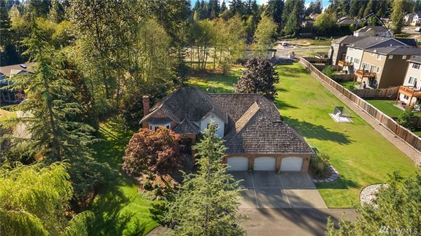 Luxury properties immaculate home on Shy two-acre parcel