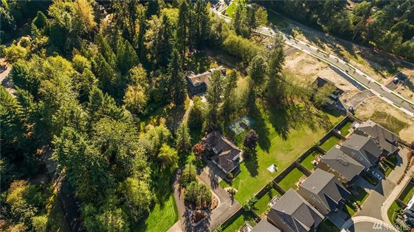 Mansions immaculate home on Shy two-acre parcel