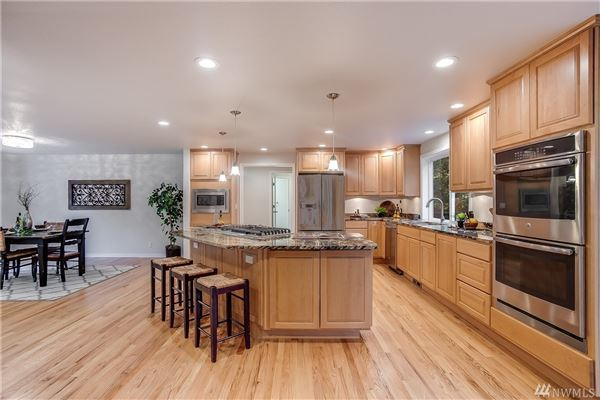 incredible home boasts refined finishes throughout luxury homes