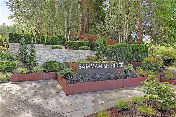 Luxury homes luxury living in Sammamish Ridge Estates