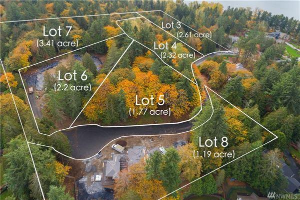 Luxury properties luxury living in Sammamish Ridge Estates
