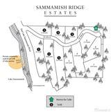 Luxury homes in luxury living in Sammamish Ridge Estates
