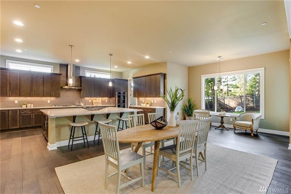 The Sycamore in Sammamish Estates luxury homes