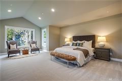 The Sycamore in Sammamish Estates mansions