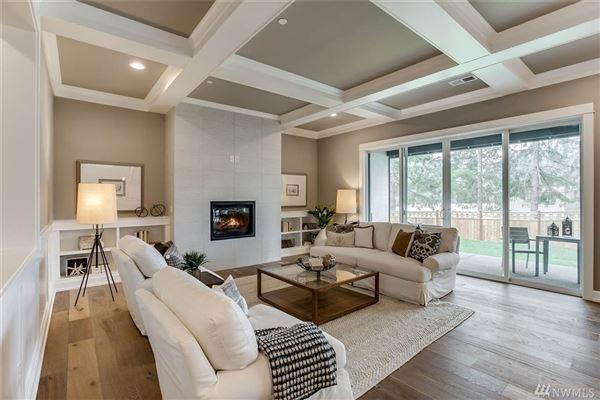 Luxury properties new luxury home in Sammamish Estates