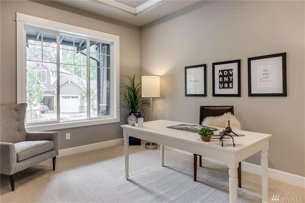 Luxury homes in new luxury home in Sammamish Estates