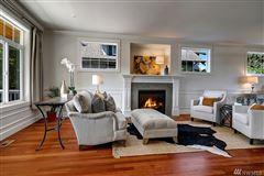 northwest contemporary in Seward Park mansions