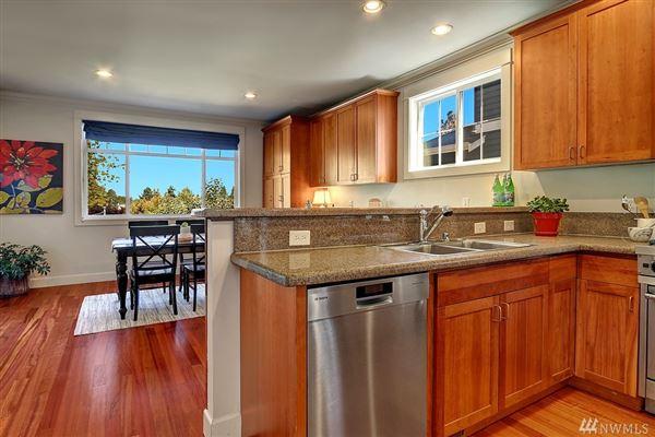 northwest contemporary in Seward Park luxury homes