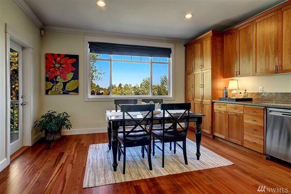 northwest contemporary in Seward Park luxury real estate