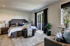 Luxury real estate northwest contemporary in Seward Park