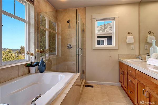 Luxury homes in northwest contemporary in Seward Park