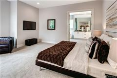 Luxury real estate new construction view rambler
