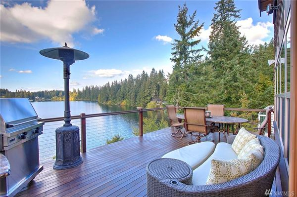 Luxury properties Incomparable beauty on Lake Wilderness