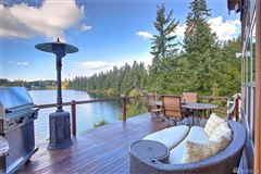 Incomparable beauty on Lake Wilderness luxury homes