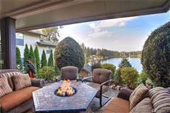 Incomparable beauty on Lake Wilderness luxury properties