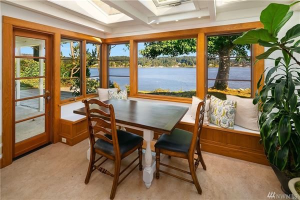 Luxury properties classy waterfront home boasts lovely views