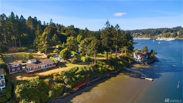 classy waterfront home boasts lovely views luxury properties