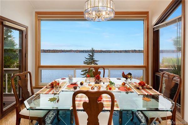 expansive views on lake washington mansions