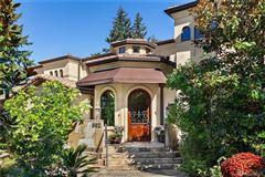 Mansions in Magnificent Mediterranean Estate in kirkland
