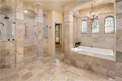 Luxury homes in Magnificent Mediterranean Estate in kirkland