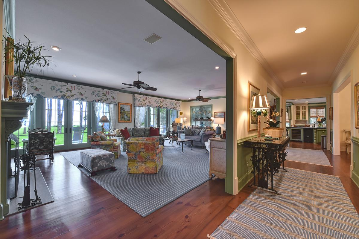 Luxury homes in Oceanfront living on Sea Island