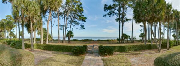 Luxury properties rare Sea Island opportunity