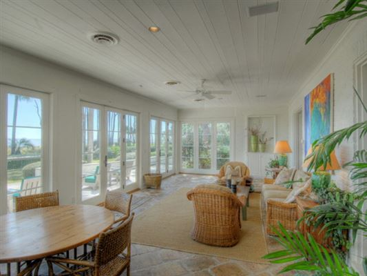 Luxury homes in rare Sea Island opportunity