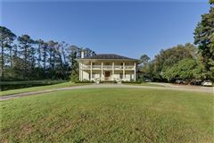This home is situated on five acres  luxury properties