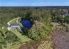 Luxury homes in This home is situated on five acres