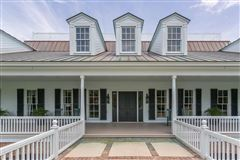 beautiful and secluded sinclair farm luxury homes