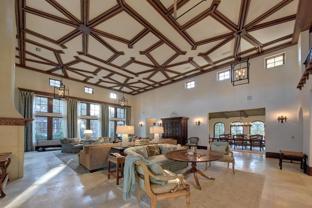Luxury real estate fabulous home