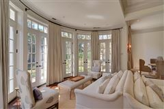 Luxury real estate luxury with relaxed comfort