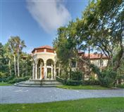 Luxury homes home on northern part of Sea Island