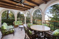 Wonderful one level living in private enclave mansions