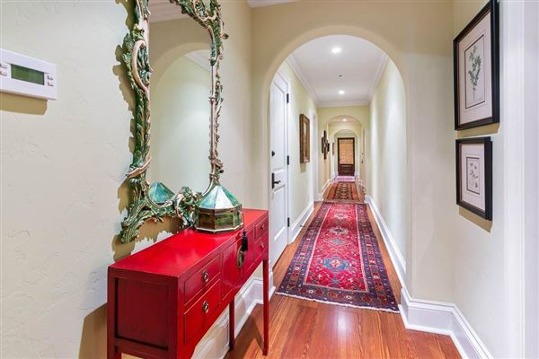 Wonderful one level living in private enclave luxury homes
