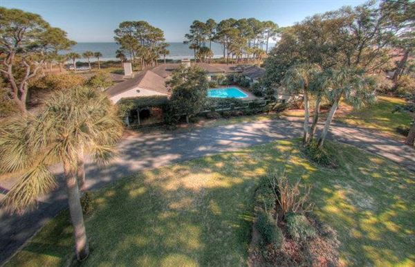 Mansions rare Sea Island opportunity