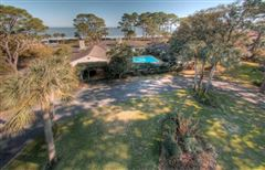 Luxury homes rare Sea Island opportunity