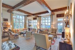 magnificent and uniquely sited on sea island luxury homes