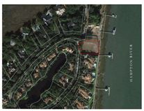 Beautiful private deep water lot  luxury real estate