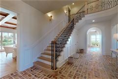 Luxury real estate perfectly imagined new home steps from the beach