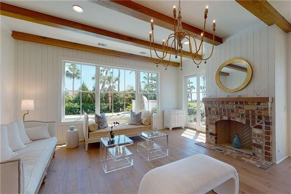 perfectly imagined new home steps from the beach luxury real estate