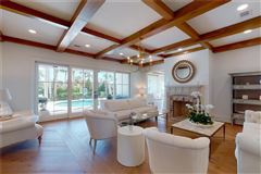 Luxury homes in perfectly imagined new home steps from the beach