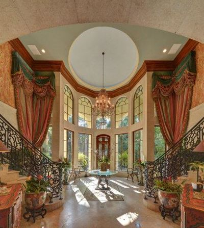 Luxury real estate home on northern part of Sea Island