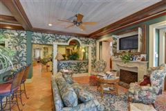 home on northern part of Sea Island  luxury real estate