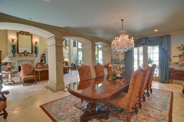 home on northern part of Sea Island  luxury homes