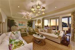 Luxury properties end unit penthouse with sweeping views of Atlantic