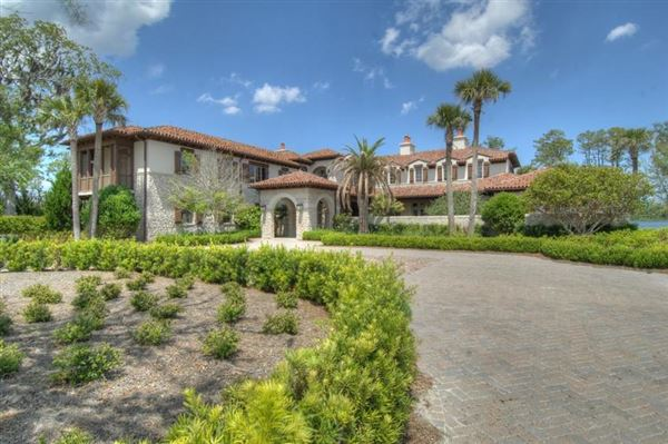 Luxury real estate a truly exceptional lake front property