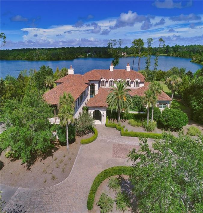 a truly exceptional lake front property luxury properties